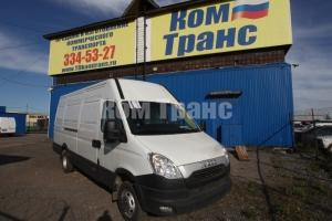 Обшивка Iveco Daily