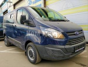 Грузопассажирский FORD Transit Custom 5+1