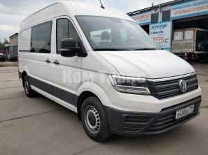 Грузопассажирский Volkswagen Crafter 2018  «Snoeks Automotive» Standart