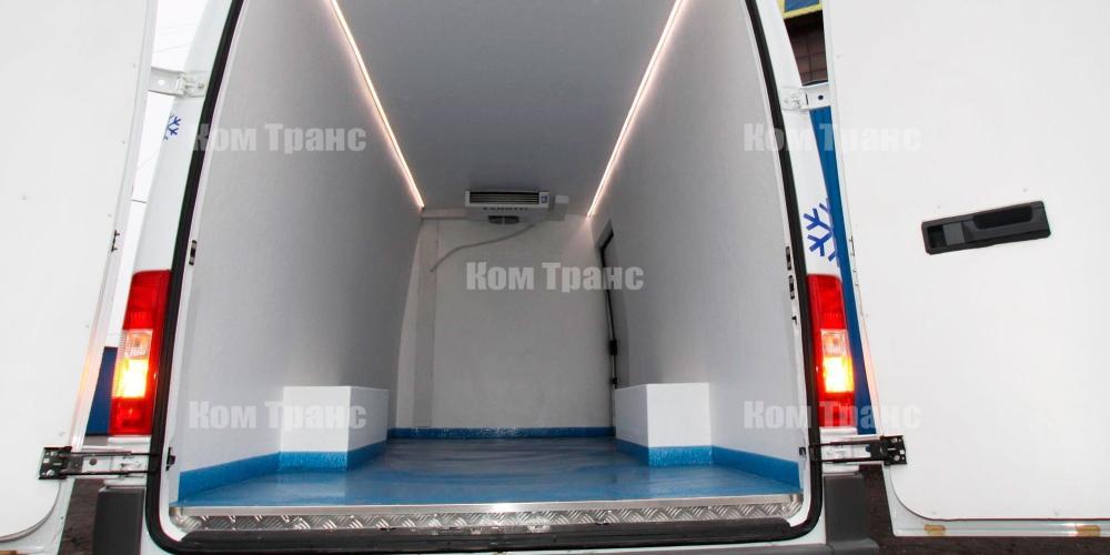 термоизоляция микроавтобуса